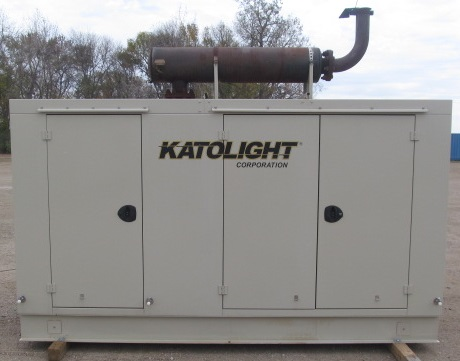 Natural Gas / Propane Gensets